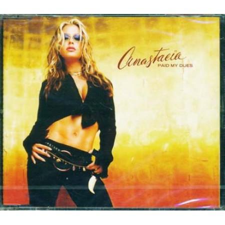 Anastacia - Paid My Dues Cd