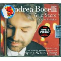 Andrea Bocelli - Arie Sacre Cd