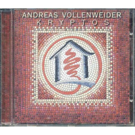 Andreas Vollenweider - Kryptos Cd