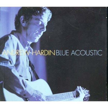 Andrew Hardin - Blue Acoustic Digipack Cd
