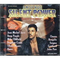 Andy Hug Silent Power - Queen/Deep Purple/Jarre/Vangelis/Gotthard Cd