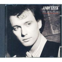 Andy Leek - Say Something First Press Cd