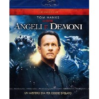 Angeli E Demoni Extended Cut Digipack - Tom Hanks 2x Blu Ray