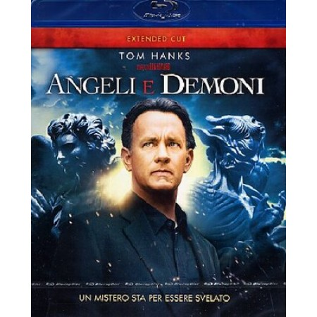 Angeli E Demoni Extended Cut - Ron Howard/Tom Hanks Blu Ray