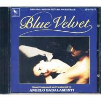 Angelo Badalamenti - Blue Velvet/Velluto Blu Ost Cd