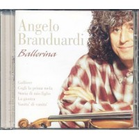 Angelo Branduardi - Ballerina Cd