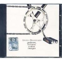 Angelo Branduardi - Gulliver, La Luna E Altri Disegni Cd