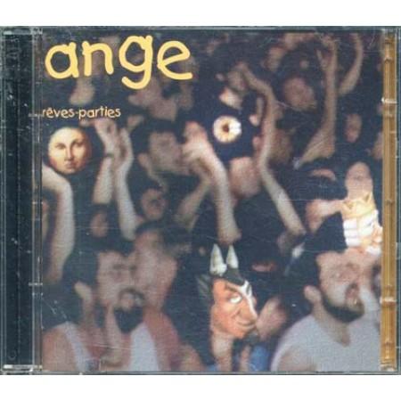 Ange - Reves-Parties Cd
