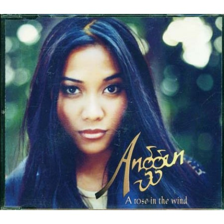 Anggun - A Rose In The Wind Cd