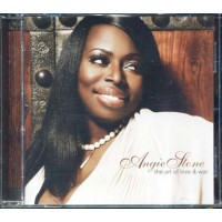 Angie Stone - The Art Of Love & War Cd