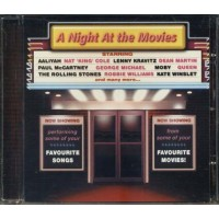 A Night At The Movies - Queen/Duran/Roxette/Rolling Stones/Mccartney Cd
