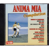 Anima Mia Compilation - Cugini Di Campagna/Collage/Gens/Nuovi Angeli Cd Quasi Nu
