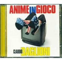 Claudio Baglioni - Anime In Gioco Cd