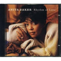 Anita Baker - Rhythm Of Love Cd