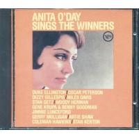 Anita O'Day - Sings The Winners Cd