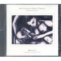 Anita Laurenzi/Andrea Chimenti - Cantico Dei Cantici Taccuini Vol. 20 cd