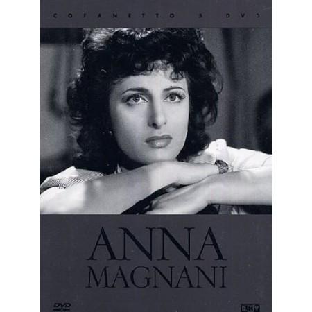 Anna Magnani - Assunta Spina/Quartetto Pazzo/Un Uomo Ritorna