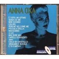 Anna Oxa - Omonimo Music Time Cd