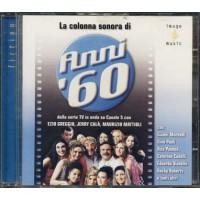 Anni '60 Colonna Sonora - Morandi/Paoli/Pavone/Caselli/Vianello Rti Cd