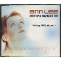 Ann Lee - Ring My Bell (Anita Ward) Eiffel 65 Remix Cd