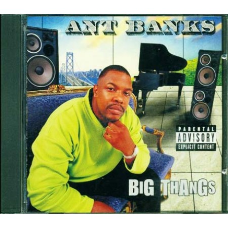 Ant Banks - Big Thangs Cd