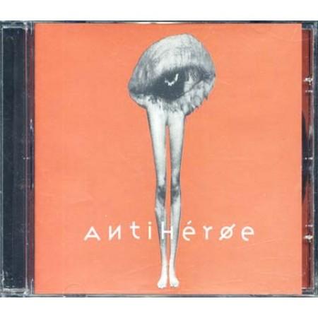Antiheroe - S/T Cd