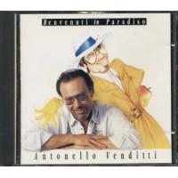 Antonello Venditti - Benvenuti In Paradiso Cd
