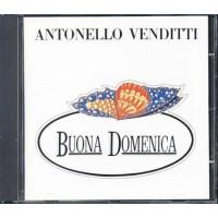 Antonello Venditti - Buona Domenica Cd