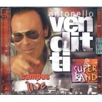 Antonello Venditti - Campus Live Dvd &  Cd