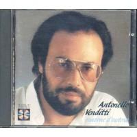 Antonello Venditti - Canzone D'Autore Rca Ariola Cd