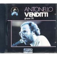 Antonello Venditti - Gli Anni 70 Timbro Siae Cd