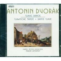 Antonin Dvorak - Slavic Dance/Danza Slava Cd