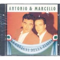 Antonio & Marcello - Le Canzoni Della Piazza Cd