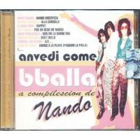 Anvedi Come Balla Nando - Mimmo Amerelli/Bisio/Teocoli/Vergassola Cd
