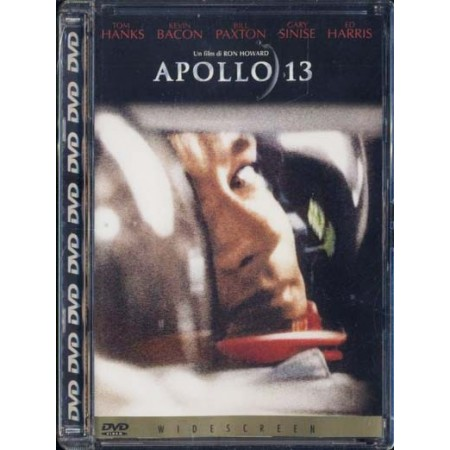 Apollo 13 - Ron Howard/Tom Hanks Dvd Super Jewel Box