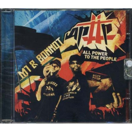 Ap2P (M1 & Bonnot) - All Power To The People Cd