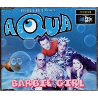 Aqua - Barbie Girl Cd