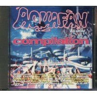 Aquafan Comp - Whigfield/Tipical/Fiorello/B-Nario/Co.Ro Cd