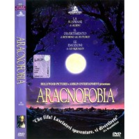 Aracnofobia - Jeff Daniels Widescreen Edt Dvd