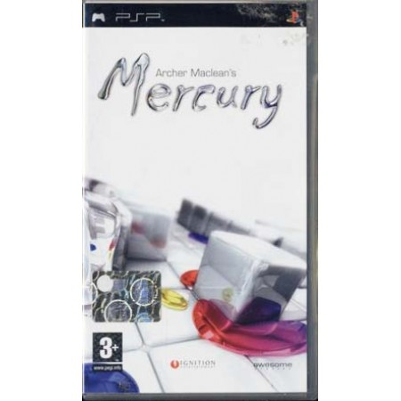 Archer Maclean'S Mercury Prima Psp