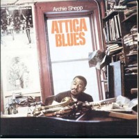 Archie Shepp - Attica Blues Mini Lp Cd