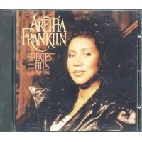 Aretha Franklin - Greatest Hits 1980 1994 Cd