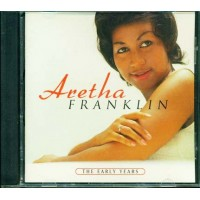 Aretha Franklin - The Early Years Cd