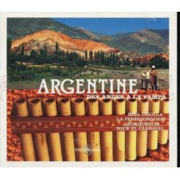 Argentine Des Andes A La Pampa (Panorama) Digipack Cd
