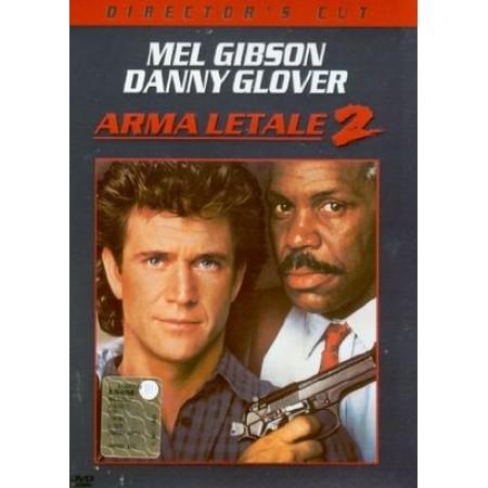 Arma Letale 2 - Richard Donner/Mel Gibson Dvd