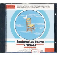 Armando Trovaioli - Aggiungi Un Posto A Tavola 1A Stampa Cd