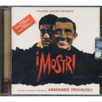Armando Trovajoli - I Mostri/Il Gaucho Ost Cd