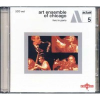 Art Ensemble Of Chicago - Live In Paris (Charly) 2x Cd