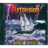 Artension - Forces Of Nature Cd
