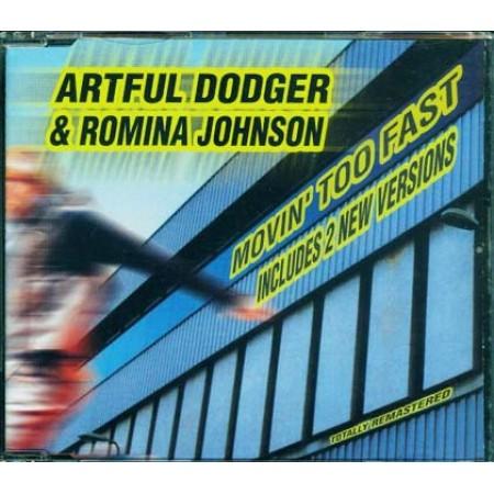 Artful Dodger - Movin Too Fast Cd
